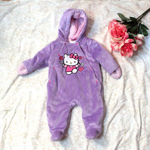 Hello Kitty Baby Bunting 3 to 6 Months